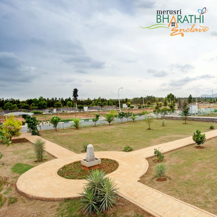 merusri bharathi enclave